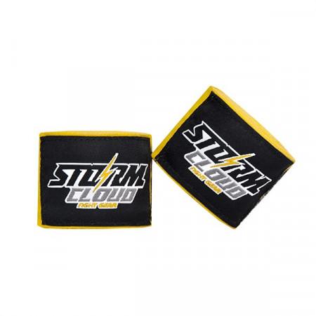 StormCloud Бинты боксерские HW 1.0 Желтые
