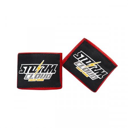 StormCloud Бинты боксерские HW 1.0 Красные