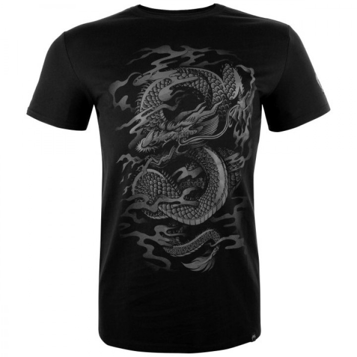 Venum T-shirt Dragon's Flight Черная