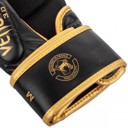 Venum Перчатки для MMA Challenger 3.0 Черно/Золотые