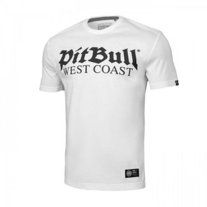 Pitbull T-shirt Old Logo Белая