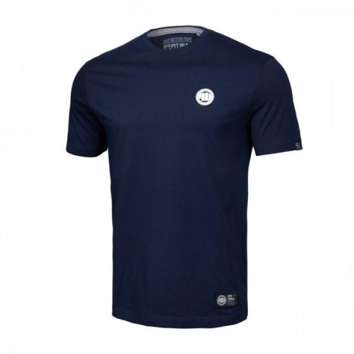 Pitbull T-shirt Small Logo 19 Темно Синяя