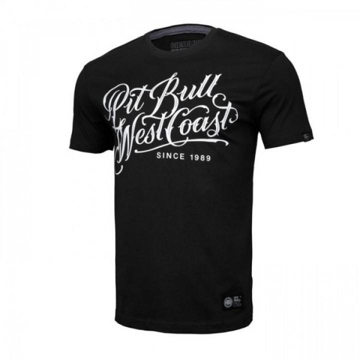 Pitbull T-shirt Blackshaw Черная