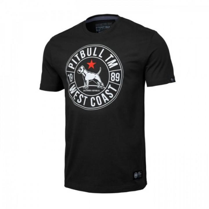 Pitbull T-shirt Calidog Черная