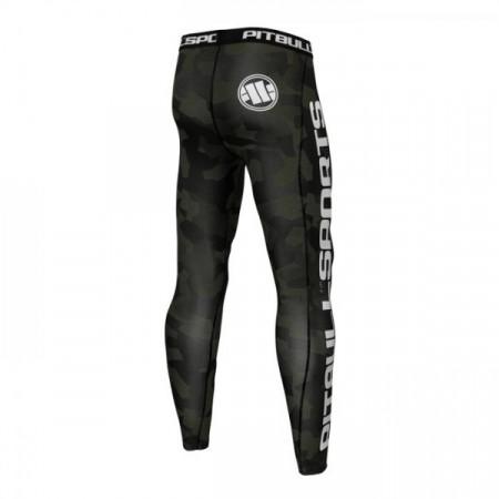 Pit Bull Компрессионные штаны Dillard Хаки