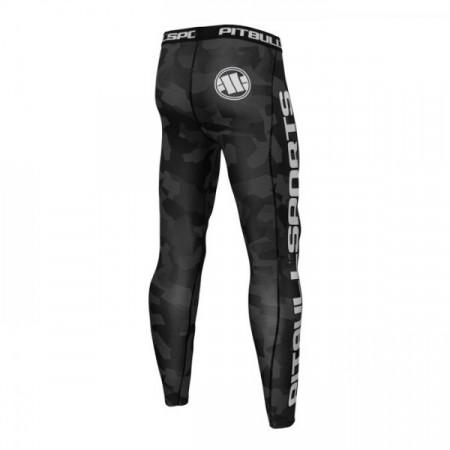 Pit Bull Компрессионные штаны Dillard Серые