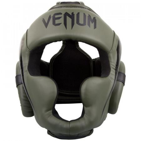 Venum Шлем Боксерский Elite Haki