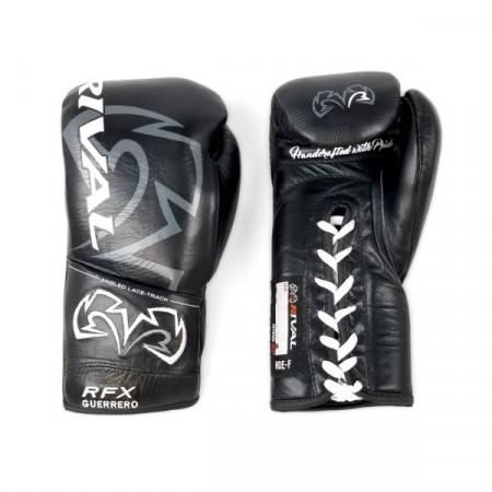 Rival Перчатки Боксерские RFX-Guerrero Pro Fight HDE-F Черные