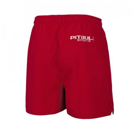 Pitbull Шорты Спортивные Performance Pro Plus Красные