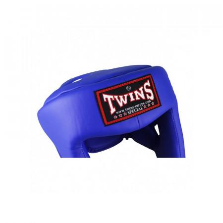 Twins Шлем Боксерский для турниров HGL-4 Синий