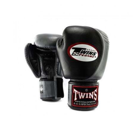 Twins Перчатки боксерские BGVL-9 Черно/Серые
