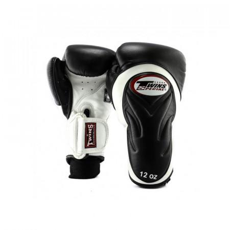Twins Перчатки боксерские BGVL-6 Черно/Белые