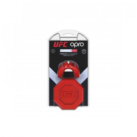 Opro Капа UFC Platinum Fangz Красная