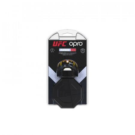 Opro Капа UFC Platinum Fangz Черная