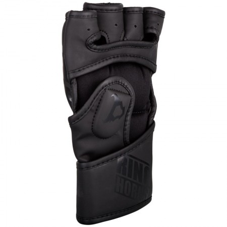 Ringhorns Перчатки для MMA Nitro 4oz Черные/Черные