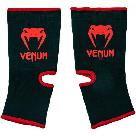 Venum Фиксатор Черно/Красный