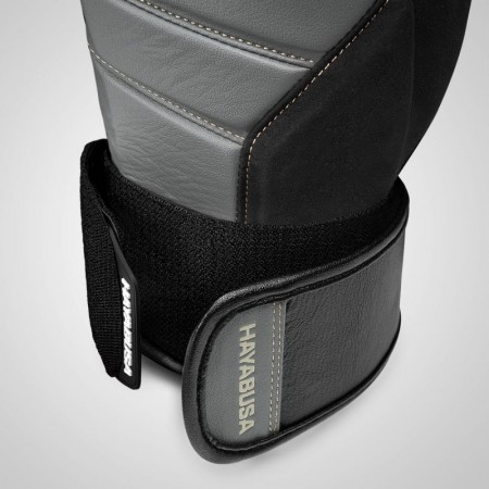 Hayabusa Перчатки Боксерские T3 Графитово/Черные