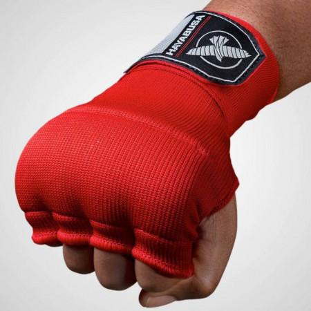Hayabusa Quick Gel Handwrap Красные