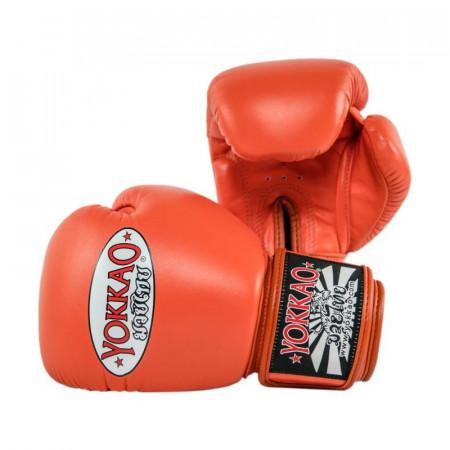 Yokkao Перчатки боксёрские Matrix Tomato