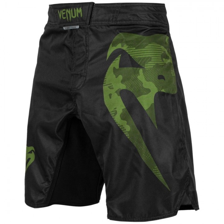 Venum Шорты MMA Light 3.0 Camo/Зеленые