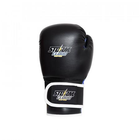 StormCloud Перчатки боксерские детские Classic Черно/Синие