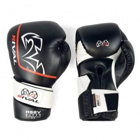 Rival Перчатки боксерские для спарринга RS2V 2.0