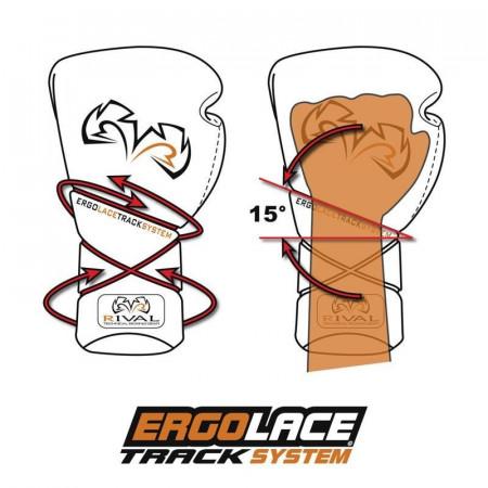 Rival Перчатки боксерские RS1 2.0 Pro Sparring Синие