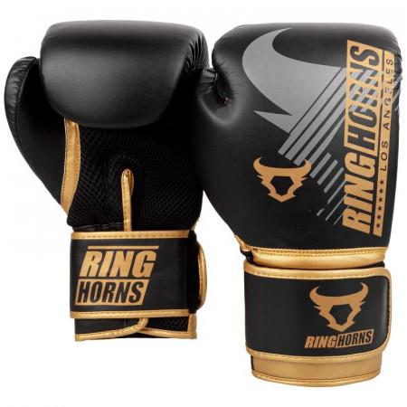 Ringhorns Перчатки боксерские Charger MX Черно/Золотые
