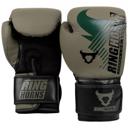 Ringhorns Перчатки боксерские Charger MX Хаки
