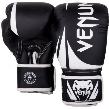Venum Перчатки боксерские для детей Challenger 2.0 Черные