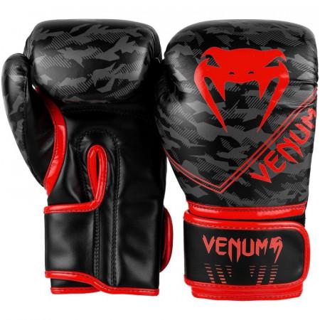 Venum Перчатки боксерские для детей  Okinawa 2.0 Черно/Красные