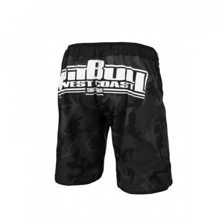Pitbull Шорты MMA All Black