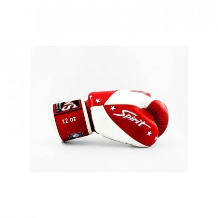 Twins Перчатки боксерские BGVL-10 Бело/Красные
