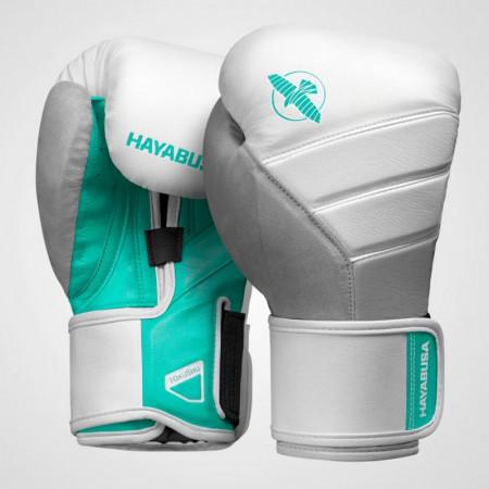 Hayabusa Перчатки Боксерские T3 White / Teal