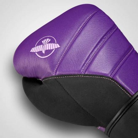 Hayabusa Перчатки Боксерские T3 Purple / Black