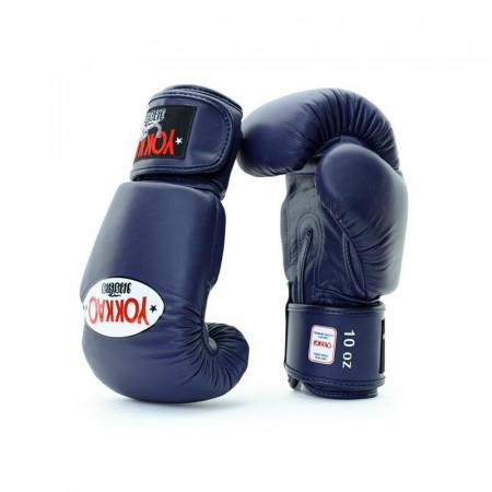 Yokkao Перчатки Боксерские Matrix Evening Blue