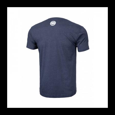 Pitbull T-shirt Classic Boxing 20 Темно Синий Меланж