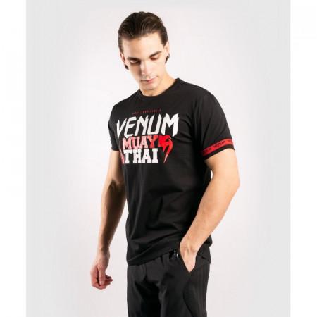 Venum Футболка Muay Thai Classic 20 Черно/Красная