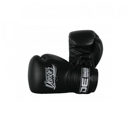 Danger Перчатки боксерские Rocket 5.0 Черные