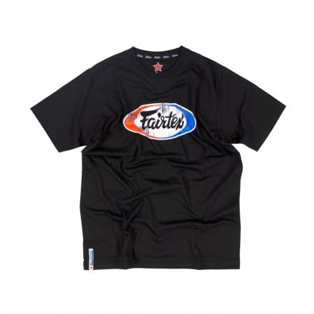 Fairtex Футболка TS4 Черная
