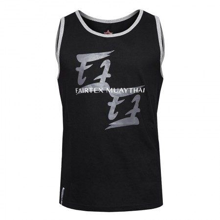 Fairtex Tank Top MTT24 Черный