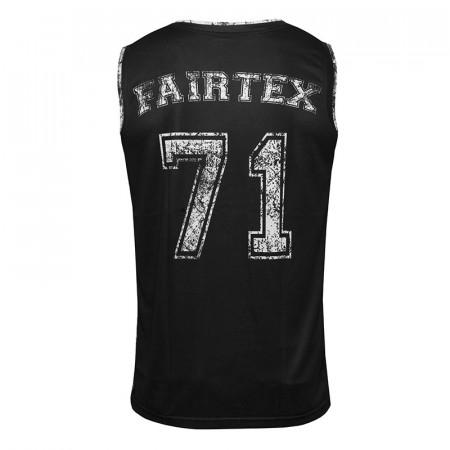 Fairtex Майка без рукавов JS9 Черная