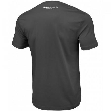 Pitbull T-shirt Classic Logo 20 Темно Серая