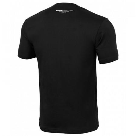 Pitbull T-shirt Classic Logo 20 Черная