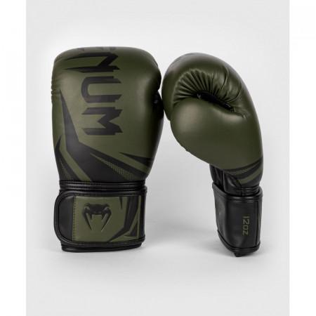Venum Перчатки боксерские Challenger 3.0 Хаки