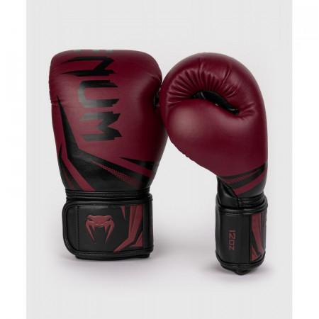 Venum Перчатки боксерские Challenger 3.0 Бордовые