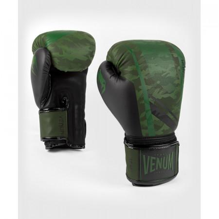 Venum Перчатки боксерские Trooper Forest Camo/Black