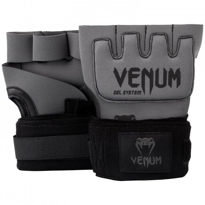 Venum Gel Kontact Hand Wrap Black / Grey