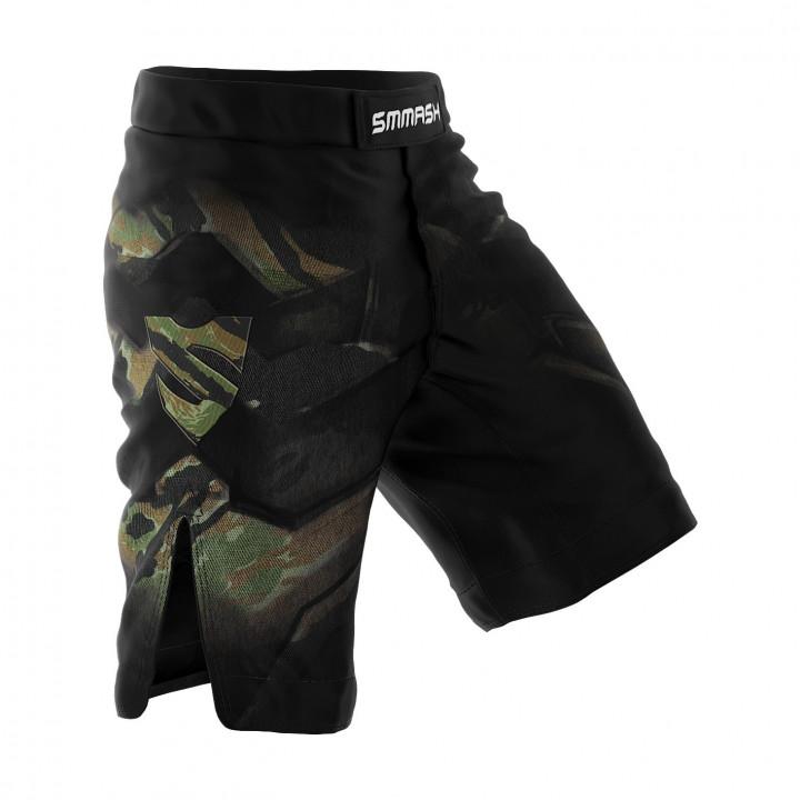 Smmash Шорты MMA Tiger Armour
