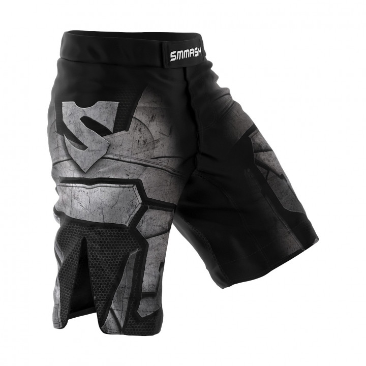 Smmash Шорты MMA Dark Knight